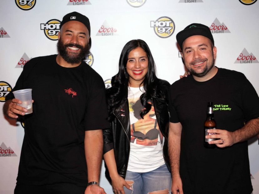 Hot 97's 'Ebro In The Morning' Hosts Talk Summer Jam 2016 Expectations, Memories