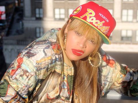 New Downtown Houston Banners Quote Beyonce, Fat Pat & Z-Ro Lyrics