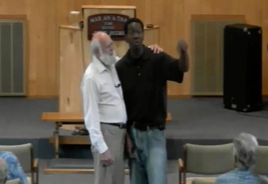 Craig Mack Pops Up Again Rapping In Church