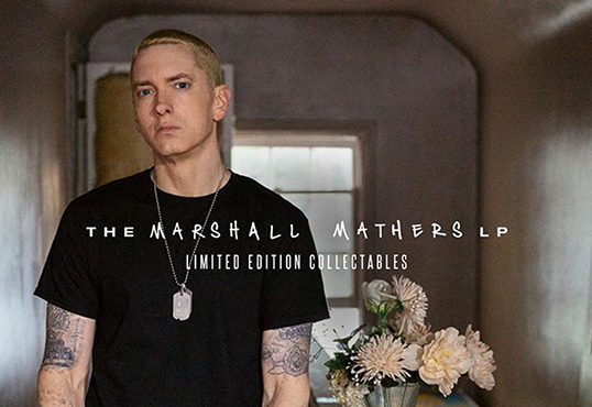 Eminem Wants To Sell You A Brick
