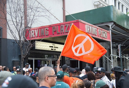 My Views Inside The Troy Ave Irving Plaza Shooting