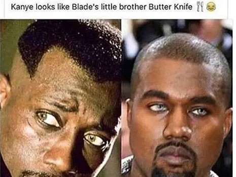 All Eyez On Memes: Kanye West's Colored Contacts