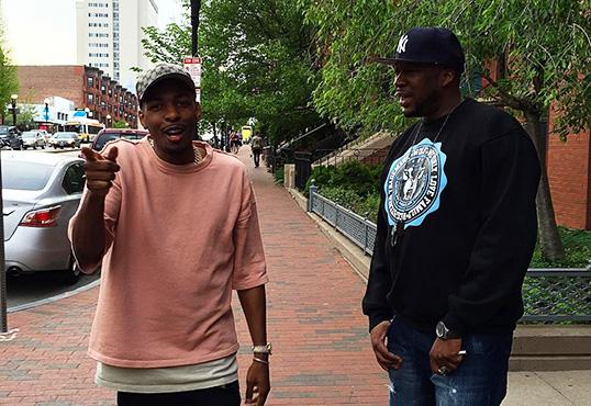 King Los Teases Battle Rap Debut