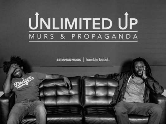 "Murs x Propaganda Announce ""Unlimited Up Tour"""