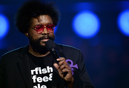 Questlove Lists 40 Reasons Why Prince Was Hip Hop