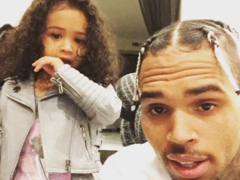 Chris Brown Triumphs In Court Over Baby Mama's Request For Custody Restrictions