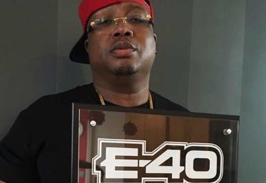 At 48, E-40 Continues To Defy Rap Legend Logic With New Gold Record