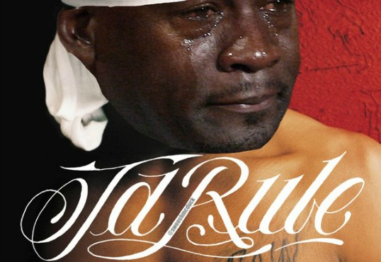 All Eyez On Memes: Ja Rule Becomes A Crying Jordan Truther