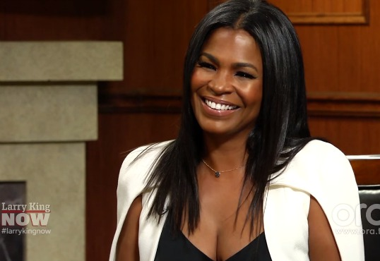 Nia Long Goes Full Cougar For J. Cole