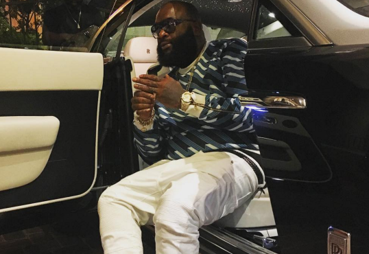 Rick Ross & Wingstop Sending Kids To College With Scholarship Program