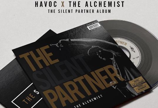 "Stream Havoc & Alchemist's Joint Album ""The Silent Partner"""
