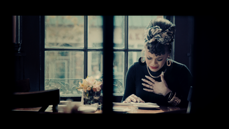"How Andra Day & M. Night Shyamalan Created ""Rise Up's"" Gripping Visual"