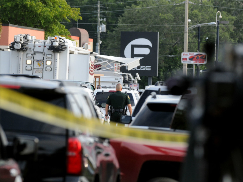 Orlando Declares State Of Emergency After 50 People Killed In Shooting At Gay Nightclub