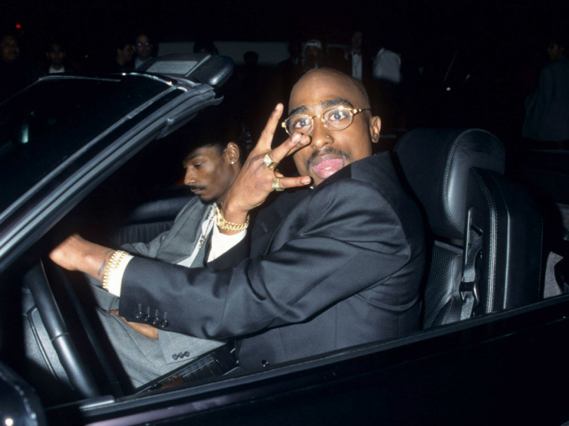 """Today Is """"Tupac Shakur Day"""" In Oakland"""