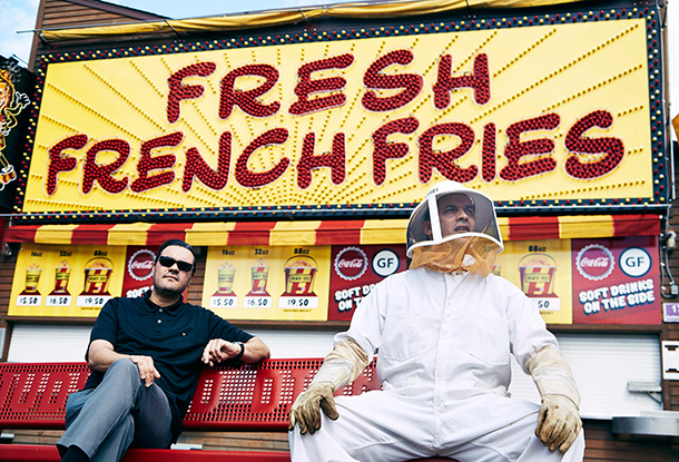 "Atmosphere Debuts New Video & Details ""Fishing Blues"" Album"