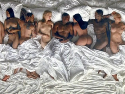 """Kanye West Reveals The Meaning Behind His Controversial """"Famous"""" Video"""