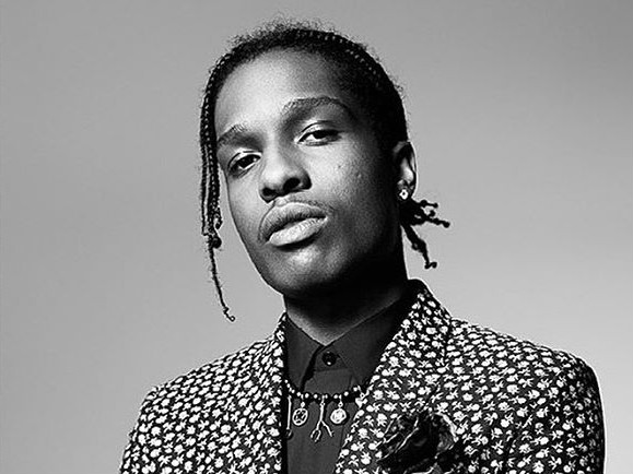 A$AP Rocky Is The New Face Of Dior Homme