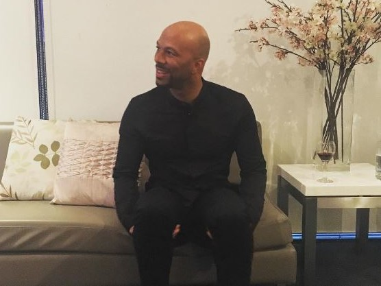 Common Applauds Chance The Rapper For Speaking Up In His Music