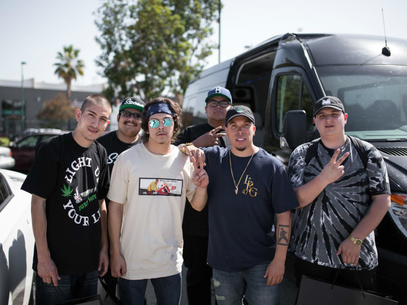 """Demrick Gives Fans Hotbox Listening Session For """"Collect Call"""" Album"""
