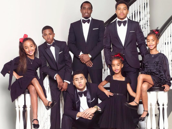 Diddy, The Game, T.I. & More Celebrate Father's Day With Heartfelt Social Media Posts