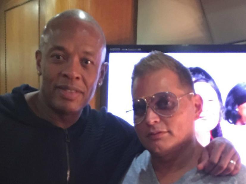 Dr  Dre Reunites With Scott Storch