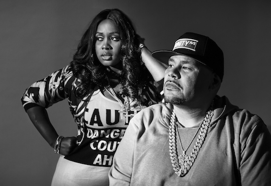 """Fat Joe & Remy Ma Weren't Allowed To Hear Jay Z's """"All The Way Up (Remix)"""" Verse"""