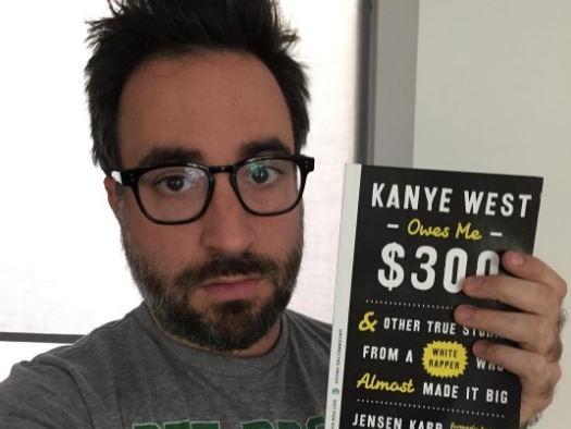 """""""Kanye West Owes Me $300"""" Memoir Released By Former Battle Rapper"""