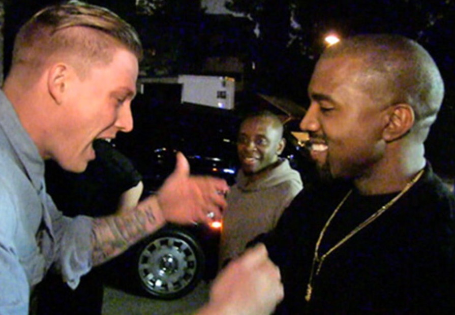 Kanye West Produced An Album For The Rapper Who Freestyled For Him On TMZ