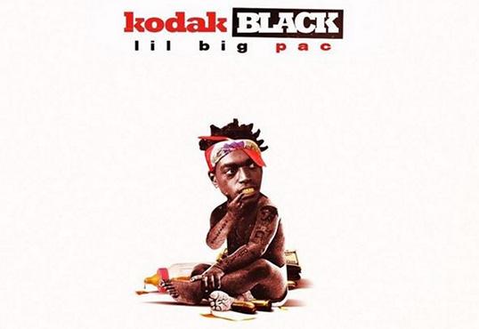 """Kodak Black Drops """"Lil B.I.G. Pac"""" Mixtape"""