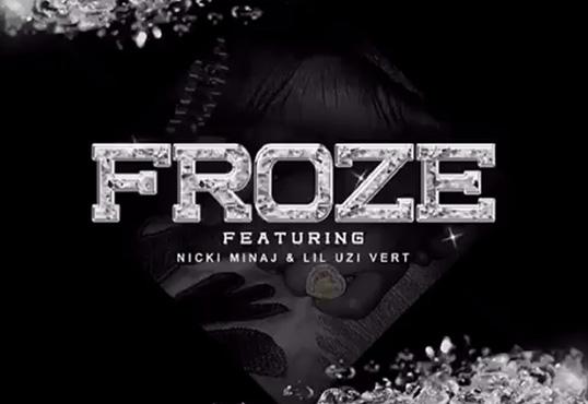 """Hear A Clip Of Meek Mill's """"Froze"""" Featuring Nicki Minaj & Lil Uzi Vert"""
