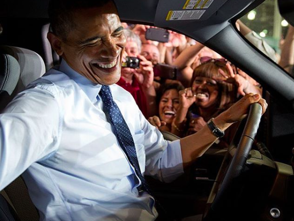 President Barack Obama Declares June 2016 As African-American Music Appreciation Month