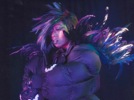 Missy Elliott Tapped As Marc Jacobs' Latest Muse