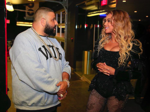 DJ Khaled Expresses His Love For Beyonce At Formation Tour's End