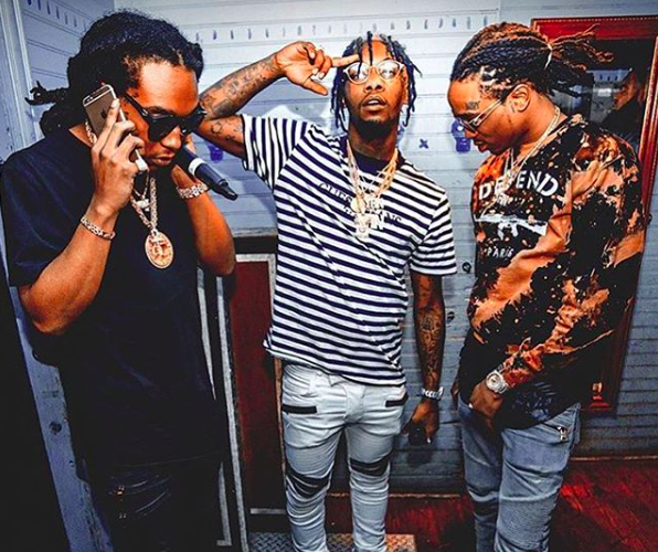 Migos, Fetty Wap & Romeo Featured On New Rap Snacks Packaging