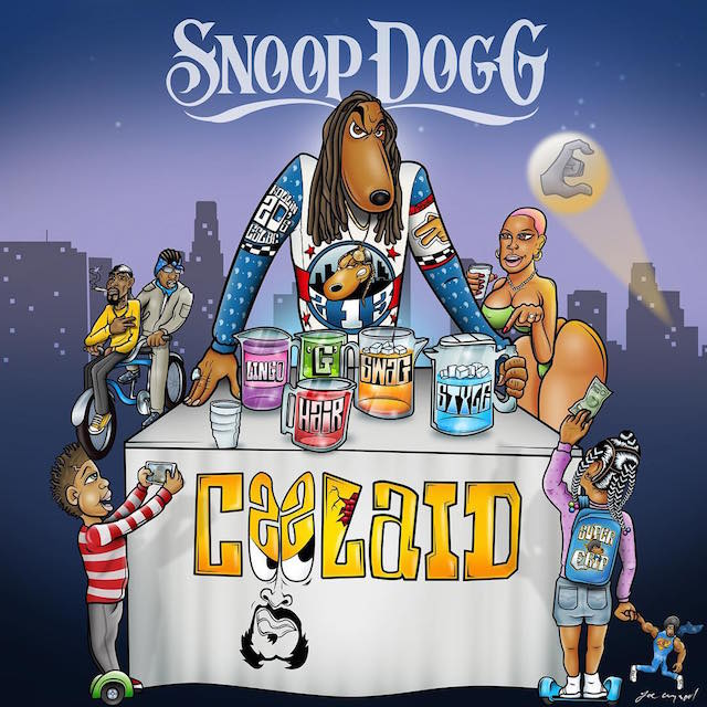 """Snoop Dogg """"Cool Aid"""" cover art"""