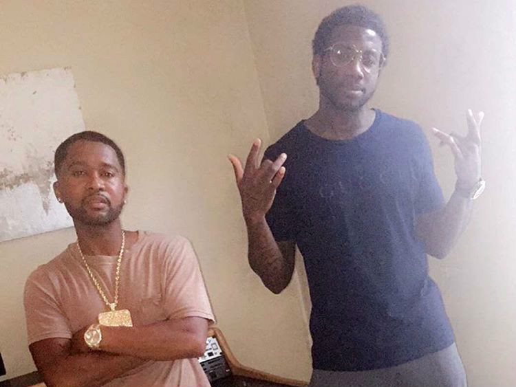 Gucci Mane Back In The Lab With Zaytoven
