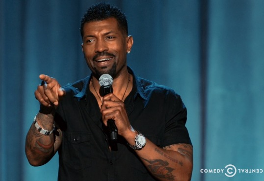 Deon Cole On Today's Rappers Having Gluten-Free Bars & Stevie Wonder Stealing His Girl