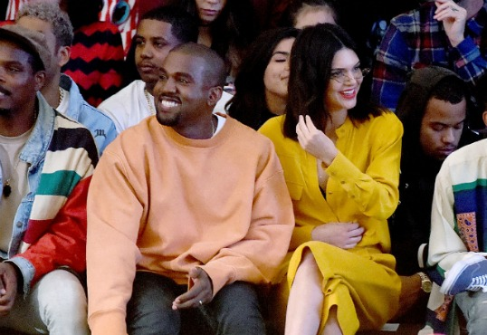 """Watch Kanye West's """"Famous"""" Video Screening"""