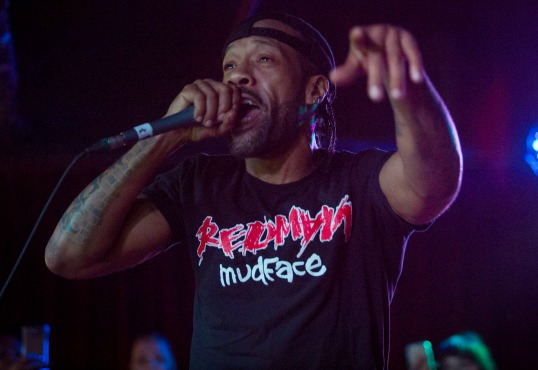 Redman Is Doing An EDM Album But Don't Think He's Out Of Bars