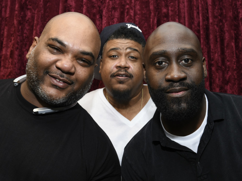 De La Soul Announce They're Getting Jerked By Tommy Boy's Streaming Contract