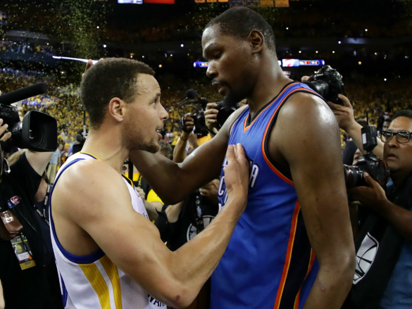 Kevin Durant Announces Decision To Sign With Golden State Warriors