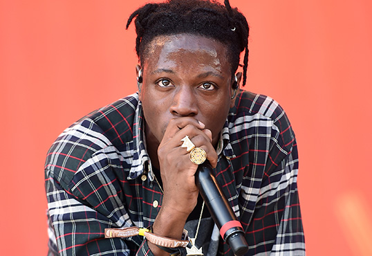 Joey Badass Thinks The Government Is Trying To Incite A Race War