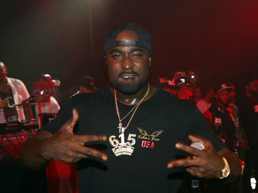 Young Buck Breaks Social Distancing & Hits BBQ With His Bail Bond Agent