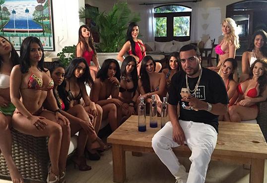 "Drake Wasn't Dissing Joe Budden On ""No Shopping"" Says French Montana"