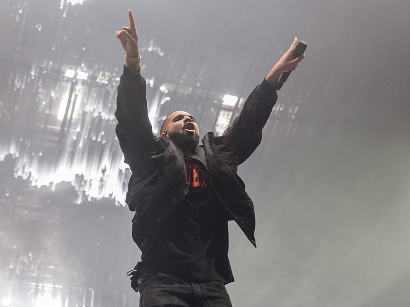 Hip Hop Single Sales: Drake, Kent Jones & Rihanna