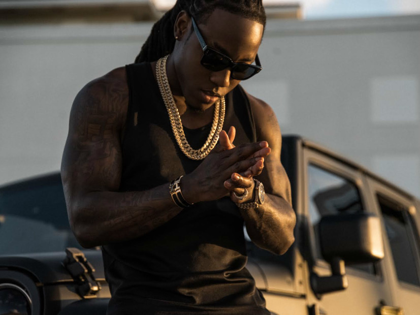 """Why Ace Hood Was Still Hungry For """"Starvation 5"""""""