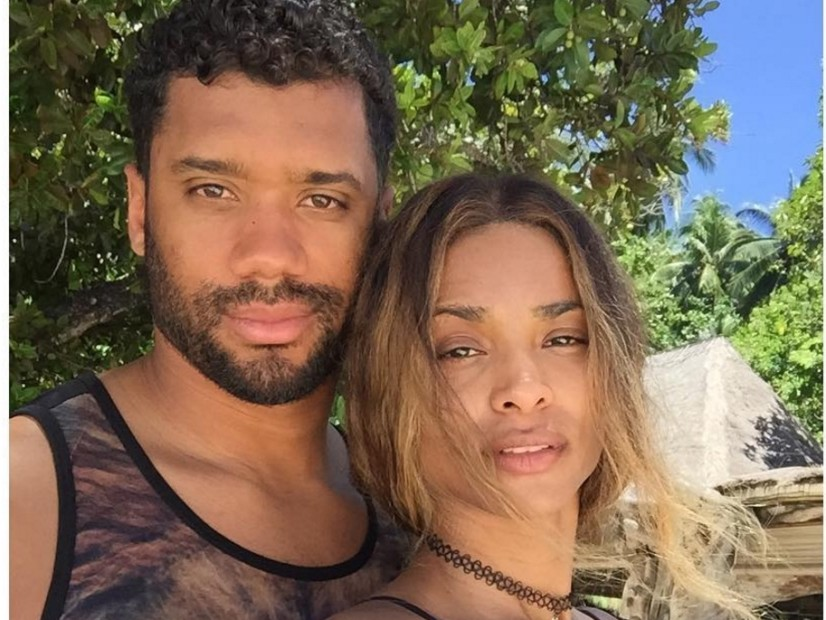 Ciara and Russell Wilson Reportedly Tie The Knot