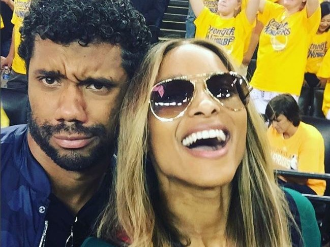 Ciara Fears For Russell Wilson's Safety Due To Emojis Sent By Future