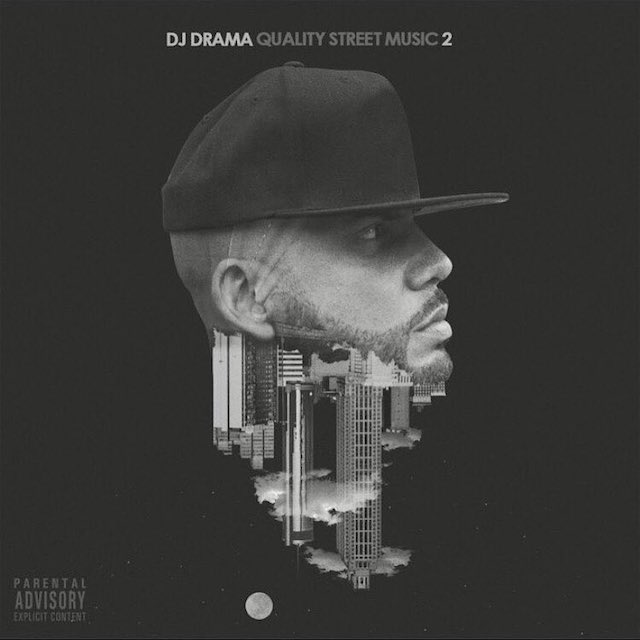 "DJ Drama ""Quality Street Music 2"" cover art"