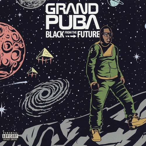 Grand Puba Back From The Future